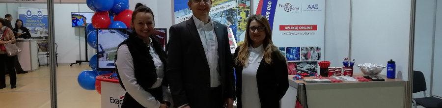 XII Giełda promocji absolwentów Politechniki… | Exact
